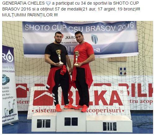 SHOTO CUP BRASOV 2016